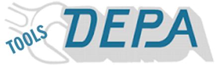 Logo depatools.nl